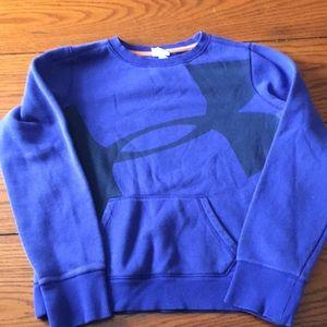 UA Purple Sweatshirt!